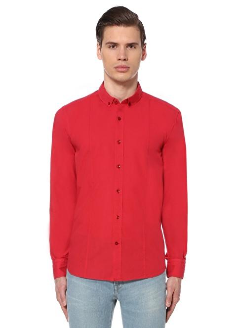 Outpost Lab Gömlek Kırmızı